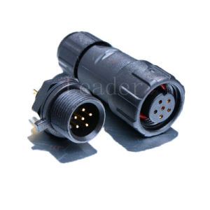 250V5a 5 Pole Medical Equipment Connector pictures & photos