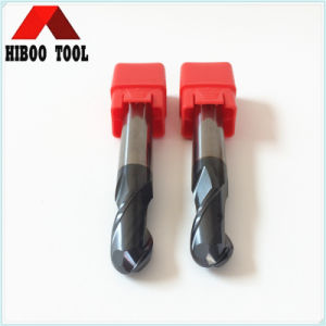 HRC55 Carbide Round Ball End Mills for Stainless Steel pictures & photos