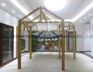 DIY Aluminium Alloy Profile Sunroom with Many Colors (FT-S) pictures & photos