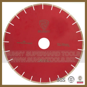 Diamond Circular Saw Blade for Stone Granite Marble Cutting pictures & photos