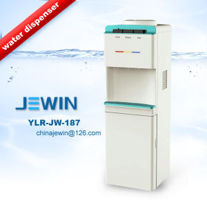 New Design Decorative 3 Taps Cold and Hot Water Dispenser pictures & photos