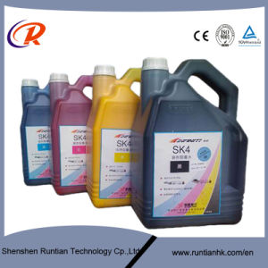 Outside Printing Original Package Infiniti Sk4 Solvent Based Ink pictures & photos