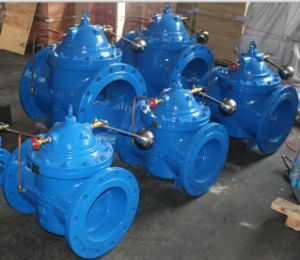 Float Valve- Ball Float Valve-Floating Ball Valve pictures & photos