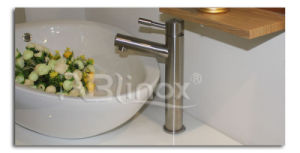 Hot Sale 304ss Basin Faucet Mixer (AB006) pictures & photos