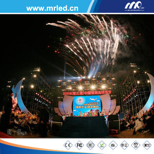Mrled P6mm Aluminum Die-Casting Rental (576*576) Indoor Stage LED Display Panel Screen Sale pictures & photos