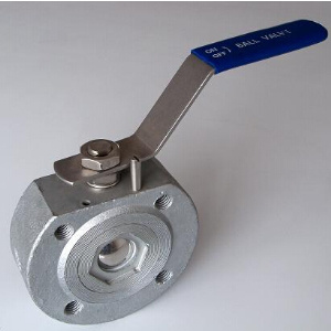 Stainless Steel Italy Wafer Ball Valve 2 Inch 4 Inch pictures & photos