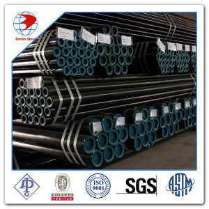 ASTM A333 Gr. 7 Seamless Low Temperature Carbon Steel Pipe pictures & photos