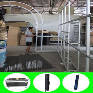 Portable Modular Aluminium Frame Stand Trade Show Fair Exhibition Booth pictures & photos