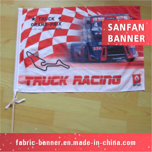 Cheap Indoor & Outdoor Dye-Sublimation Printing Polyester Fabric Banner