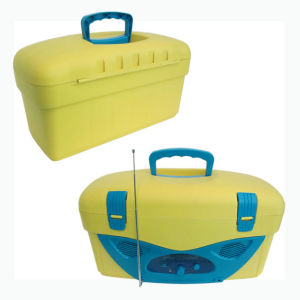 Fashionable Fishing Cooler Box 14liter with Radion for Temperature Insulation pictures & photos