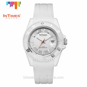Intimes It-066 Ladies Watches Top Brand Plastic Case Silicon Watch Strap Japan Movement