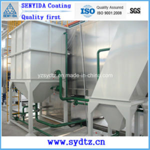 Hot Powder Coating Equipment / Machine / Painting Line of Pretreatment pictures & photos
