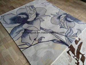 High Quality Hand Made Modern Carpet pictures & photos