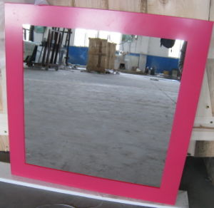 Decorative Bevelled Mirror Wall Silver Mirror Hot Sale pictures & photos