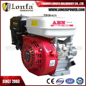 Honda Gx160 5.5HP Gasoline Engine with Pulley pictures & photos
