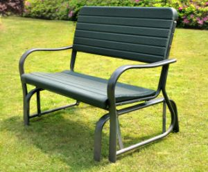 Blow Molding Leisure Glider Bench (GYY-125S) pictures & photos