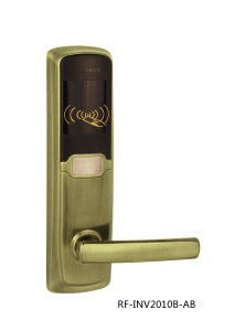 Keyless Magnetic Card Hotel Lock System pictures & photos