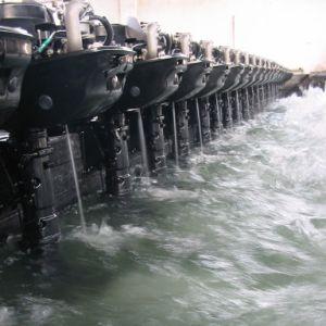 Kerosene 40HP Outboard Motor pictures & photos