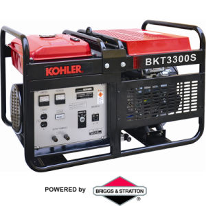 Standby Home Use Three Phase Gasoline Generator (BKT3300) pictures & photos