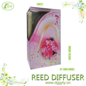 Professional OEM Fragrance Aroma Reed Diffuser, Aromatherapy Essential Oil Suit, Gift Set Manufacturer (sweet type, unique design) pictures & photos