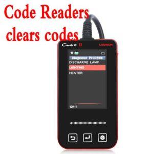 Original Launch Creader VII Diagnostic Tool Code Reader pictures & photos