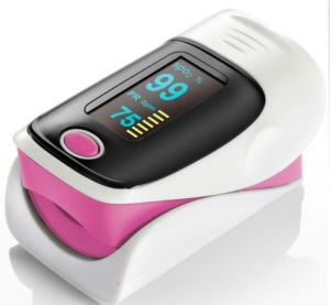 Hottest OLED Fingertip Pulse Oximeter Digital Medical Machine, Good Pulse Oximeter/SpO2 Oximeter Finger Pulse Oximeter Ce ISO Approved pictures & photos