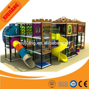 Children Entertainment Indoor Play Soft Playground pictures & photos