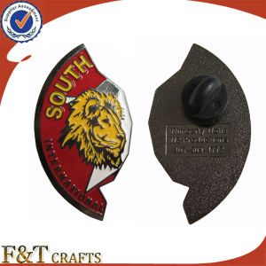 Promotional Advertising Gift Metal Flashing Badge pictures & photos
