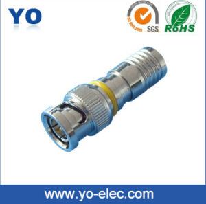 BNC Male Compression Type Plug (YO 1-112)
