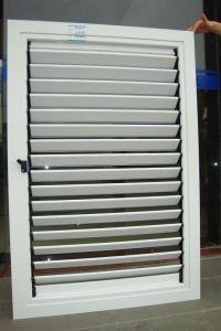 Venetian Aluminium Louver/Adjustable Blind/Swing Blind (TMAL003) pictures & photos