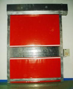 Industrial PVC Fast Shutter Door