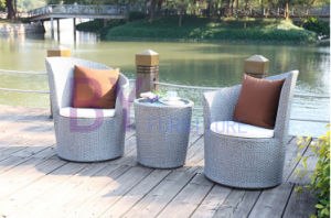 Rattan / Wicker Furniture Garden General Use Poly Rattan Sofa Set pictures & photos