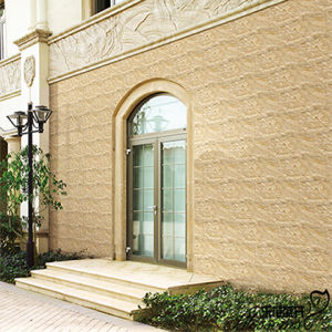 Ceramic 3D Natural Stone Floor Wall Tile for Exterior Decoration (200X400mm)