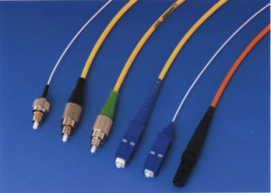 Fiber Optic Patch Cord/Patch Cable with Sc, LC, FC Connectors pictures & photos