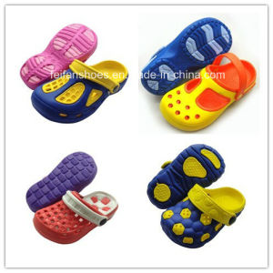 Latest Low Price Children Lovely EVA Clogs Garden Shoes (MY1226) pictures & photos