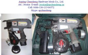 Power Tool Battery Operate Cordless Re-Bar Tier Tying Concrete Tool pictures & photos