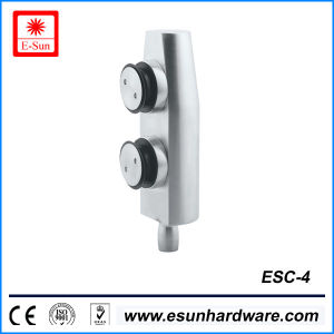 High Quality Stainless Steel Sliding Door Glass Fitting (ESC-4) pictures & photos