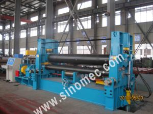 Bending Machine (W11S-30X4000) pictures & photos