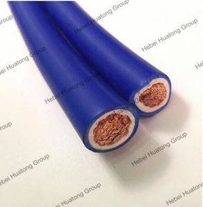 Hot Products 50mm2 70mm2 95mm2 120mm2 CPE Insulation Welding Cable for Welding Mechine Made in China pictures & photos
