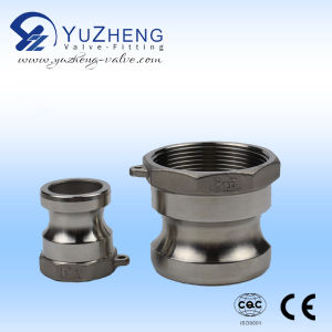 Male Adapter & Female Thread (Camlock Coupling) pictures & photos