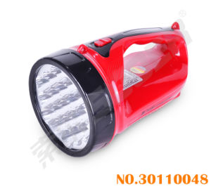 Suoer LED Portable Torch Rechargeable Searchlight (LD-508-Searchlight) pictures & photos