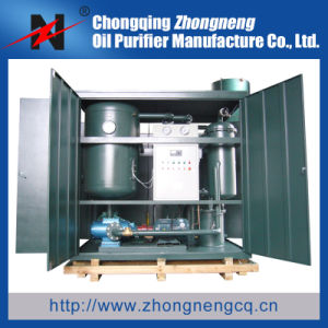 Vacuum Emulsified Turbine Oil Dehydration Machine pictures & photos