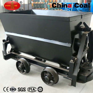 Hot Sale! Kfu1.0-6 Bucket Tipping Mining Car with Ce Certification pictures & photos