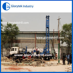 150m Truck Mounted Drilling Rig for Water Well Drilling pictures & photos