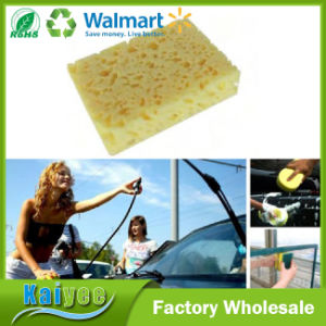 Wholesale Custom Large Sponge Cleaning Car Wash Brush pictures & photos