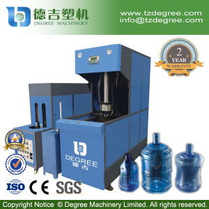 Semi Automatic 5 Gallon Pet Stretch Blow Moulding Machine with Ce pictures & photos