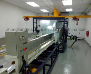 Aluminium Film Bottle Shape Liner Machine