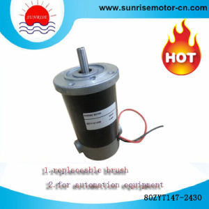 80zyt147-2430 Brush Ouside Motor DC Motor/PMDC Motor pictures & photos