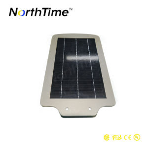 APP Mobile Control 6W Integrated Solar Street Light pictures & photos
