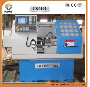 CNC Lathe CK6132 for Precision Metal Cutting pictures & photos